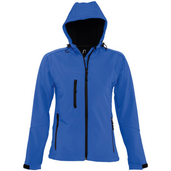 Textiel Dames Wind jackets Sols REPLAY WOMEN STYLE Azul