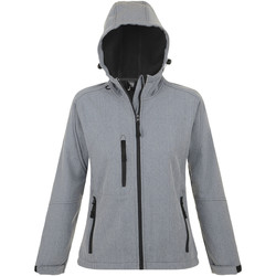 Textiel Heren Wind jackets Sols REPLAY WOMEN STYLE Gris