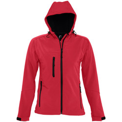 Textiel Heren Wind jackets Sols REPLAY WOMEN STYLE Rojo