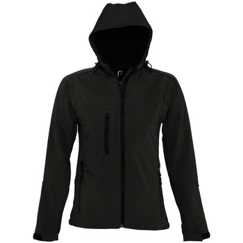 Textiel Heren Wind jackets Sols REPLAY WOMEN STYLE Negro