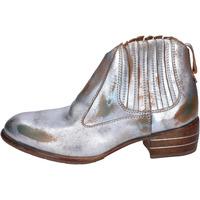 Schoenen Dames Laarzen Moma Enkel Laarzen BR919 ,