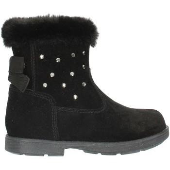 Schoenen Meisjes Laarzen Nero Giardini A921273F Black