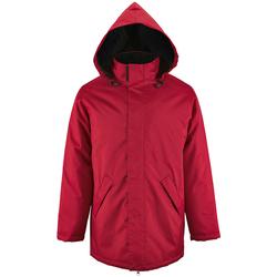 Textiel Dames Parka jassen Sols ROBYN PADDED LINING WOMEN Rojo