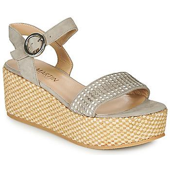 Schoenen Dames Sandalen / Open schoenen JB Martin 1CORSO Beige