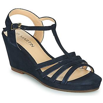 Schoenen Dames Sandalen / Open schoenen JB Martin QUIRA Marine