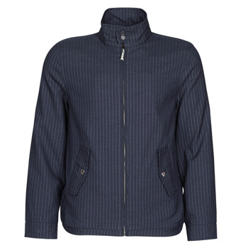 Textiel Heren Wind jackets Harrington SERGE Marine