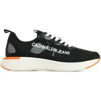 Schoenen Heren Lage sneakers Calvin Klein Jeans Alban Zwart