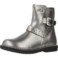 Schoenen Meisjes Laarzen Chicco 1062648 Zilver