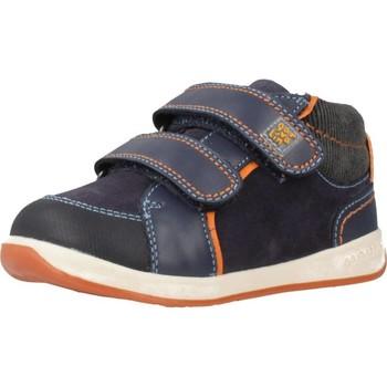 Schoenen Jongens Lage sneakers Garvalin 191312 Blauw