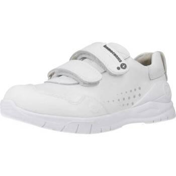 Schoenen Meisjes Lage sneakers Biomecanics 182195 Wit