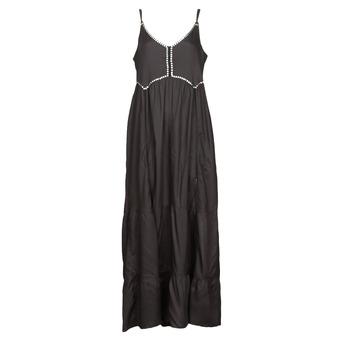 Textiel Dames Lange jurken Kaporal ANGEL Zwart