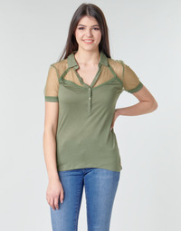 Textiel Dames Tops / Blousjes Kaporal BOSSA Kaki