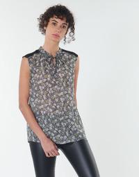 Textiel Dames Tops / Blousjes Ikks BQ11015-57 Multicolour