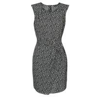 Textiel Dames Korte jurken Ikks BQ30045-02 Zwart