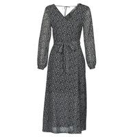 Textiel Dames Lange jurken Ikks BQ30085-03 Zwart
