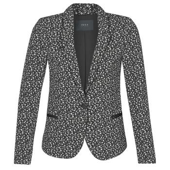 Textiel Dames Jasjes / Blazers Ikks BQ40025-03 Zwart