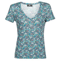 Textiel Dames T-shirts korte mouwen One Step MILLET Multicolour