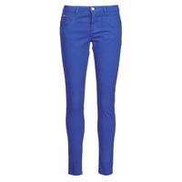 Textiel Dames 5 zakken broeken One Step LE JUDY Blauw