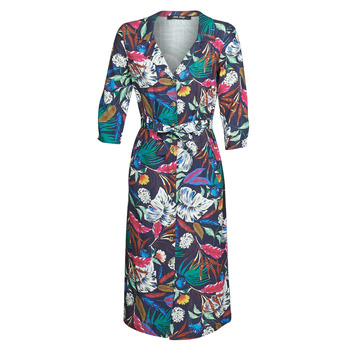Textiel Dames Lange jurken One Step RAZIELLA Multicolour