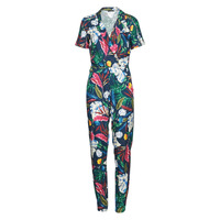 Textiel Dames Jumpsuites / Tuinbroeken One Step ROSLYN Multicolour