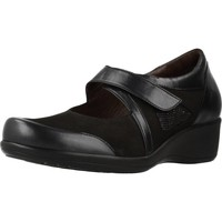 Schoenen Dames Sneakers Mateo Miquel 91765 Zwart