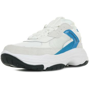 Schoenen Heren Lage sneakers Calvin Klein Jeans Marvin Wit