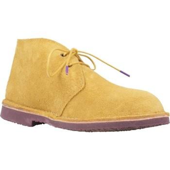 Schoenen Dames Laarzen Swissalpine 514W Geel