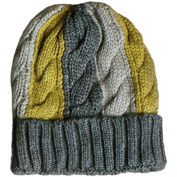 Accessoires Dames Muts Admas Tricolor hoed Donkergroen