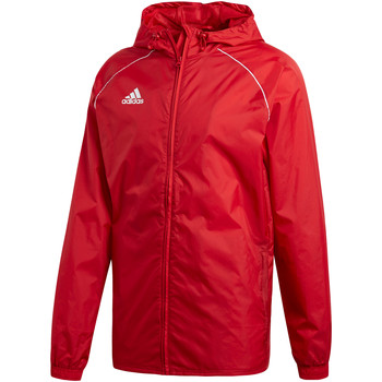 Textiel Heren Windjack adidas Originals Core 18 Rain Jacket Rot