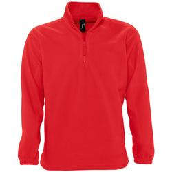 Textiel Fleece Sols NESS POLAR UNISEX Rojo