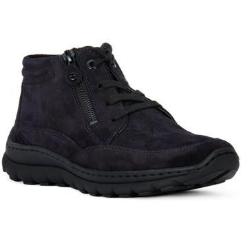 Schoenen Dames Hoge sneakers Ara VELOUR BLAU Blu