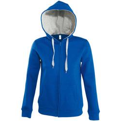 Textiel Dames Sweaters / Sweatshirts Sols SOUL WOMEN SPORT Azul
