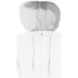 Textiel Dames Sweaters / Sweatshirts Sols SOUL WOMEN SPORT Blanco