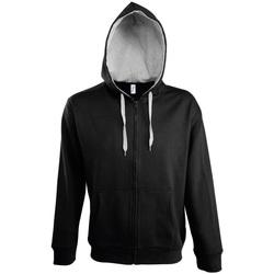 Textiel Heren Sweaters / Sweatshirts Sols SOUL MEN SPORT Negro