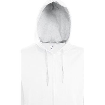 Textiel Heren Sweaters / Sweatshirts Sols SOUL MEN SPORT Blanco