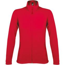 Textiel Dames Fleece Sols NOVA WOMEN SPORT Rojo