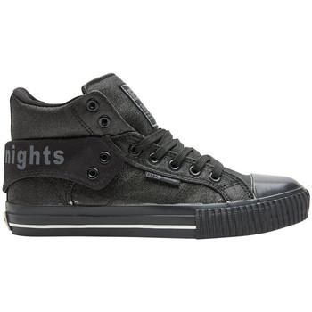 Schoenen Kinderen Hoge sneakers British Knights Britsh Knights sneaker ROCO meisjes B44-3757-02 Zwart