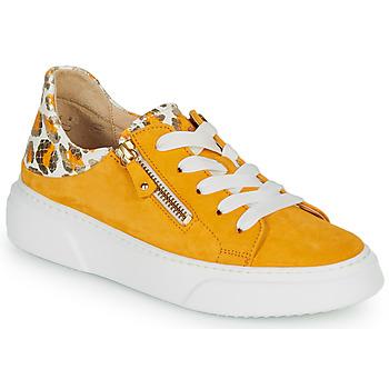 Schoenen Dames Lage sneakers Gabor KURUKU Geel