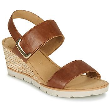 Schoenen Dames Sandalen / Open schoenen Gabor KERILA Cognac