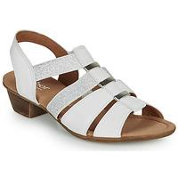 Schoenen Dames Sandalen / Open schoenen Gabor KEIJA Wit
