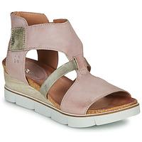 Schoenen Dames Sandalen / Open schoenen Dream in Green LIRATIMO Roze