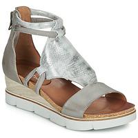 Schoenen Dames Sandalen / Open schoenen Dream in Green IRABIEN Zilver