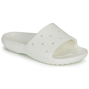 Schoenen slippers Crocs CLASSIC CROCS SLIDE Wit