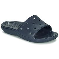 Schoenen slippers Crocs CLASSIC CROCS SLIDE Marine