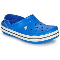 Schoenen Klompen Crocs CROCBAND Blauw / Grijs