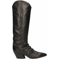 Schoenen Dames Hoge laarzen Halmanera BARON nero