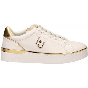 Schoenen Dames Lage sneakers Liu Jo Sport Shoes SILVIA 01 01111-white