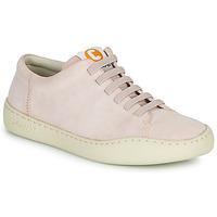 Schoenen Dames Lage sneakers Camper PEU TOURING Roze / Poeder