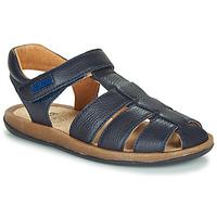 Schoenen Kinderen Sandalen / Open schoenen Camper BICHO Blauw / Marine