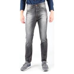 Textiel Heren Skinny jeans Wrangler Vedda W12ZNP21Z Navy blue